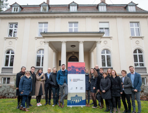 The tenth year of the annual CGYPP was successfully launched in Berlin!