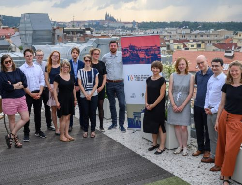 CGYPP had its second seminar in 2019 in Prague!