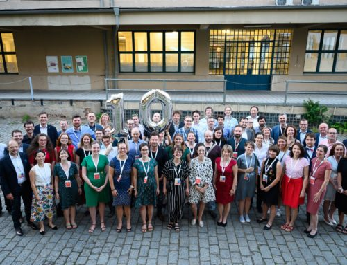 CGYPP celebrated 10-years anniversary in Prague!