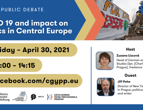 Online debate: COVID 19 AND IMPACT ON POLITICS IN CENTRAL EUROPE