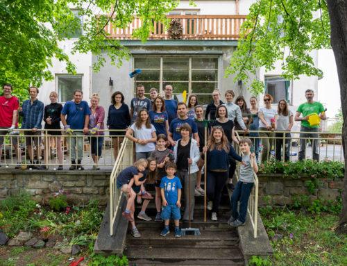 CGYPP alumni and their friends met in Prachatice