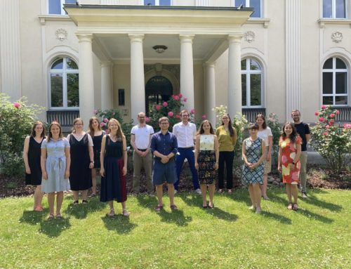 The second seminar of the CGYPP 2021 took place in Berlin!