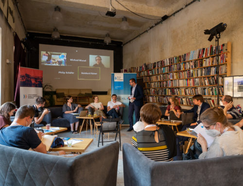The third and final seminar of this year's CGYPP was launched in Ostrava!
